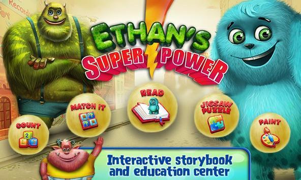 Ethan's Super Power apk screenshot