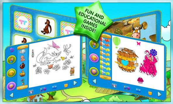 Nils Holgersson Story & Games apk screenshot