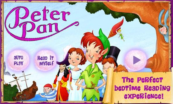 Peter Pan Kids Storybook poster
