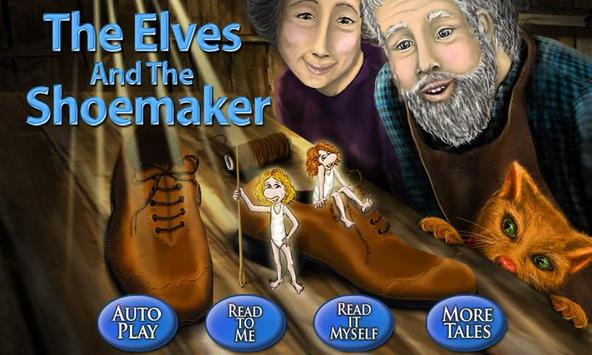 The Shoemaker and the Elves poster