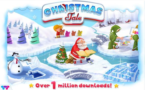 Christmas Tale poster