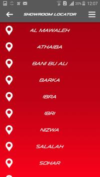 Mazda Oman apk screenshot