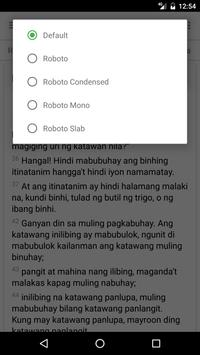 Tagalog Daily Readings apk screenshot