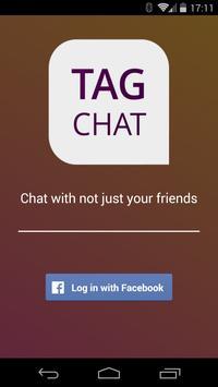 TagChat apk screenshot