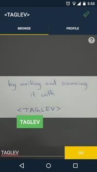TAGLEV apk screenshot