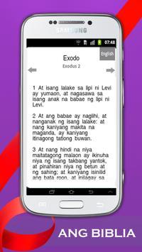 Tagalog Bible Free apk screenshot
