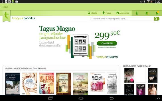 Tagus apk screenshot