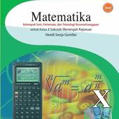 Matematika SMK / SMA Kelas 10 icon