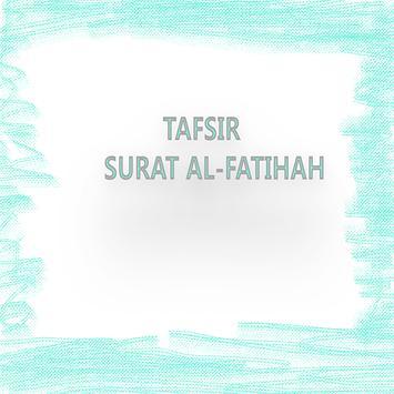 Tafsir Surat Al-Fatihah poster