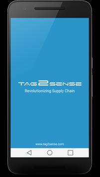 Tag2Sense poster