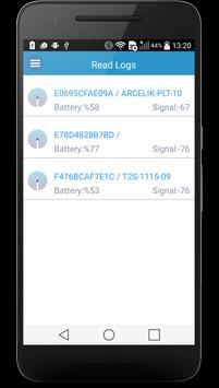 Tag2Sense apk screenshot
