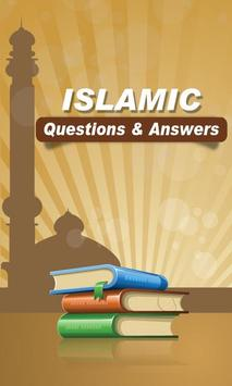Islamic Questions Answers poster