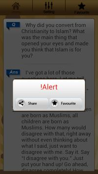 Islamic Questions Answers apk screenshot