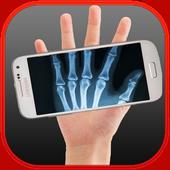 X-ray Bones simulated icon