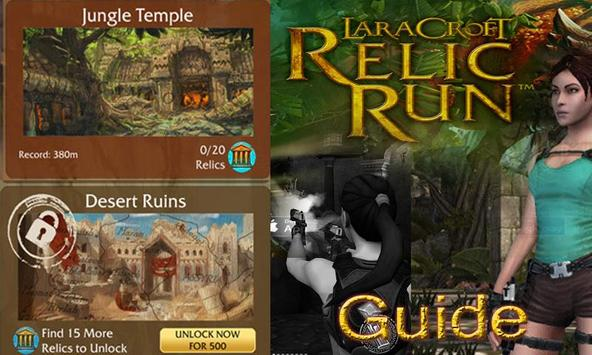 Guide Lara Relic Run apk screenshot