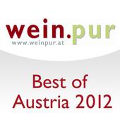 wein.pur Best of Austria 2012 icon