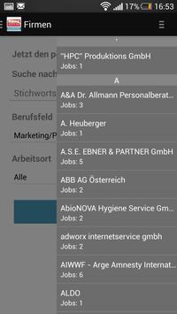 Karriere Kleine Zeitung apk screenshot