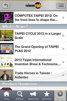 Taiwantrade Mobile apk screenshot