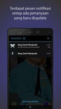Kang Santri Menjawab apk screenshot