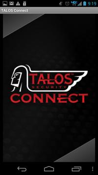 TALOS Connect poster