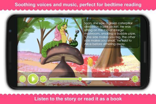 Alice in Wonderland apk screenshot