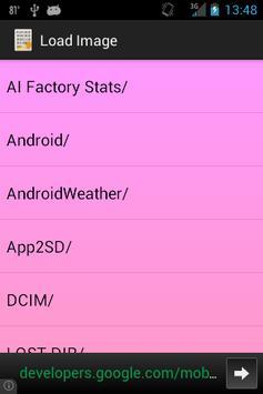 Pocket Stego apk screenshot