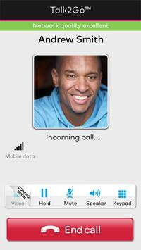 Talk2Go TalkTalk Business apk screenshot