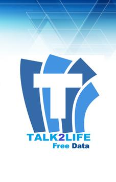 Talk2Life FreeData apk screenshot