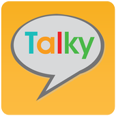 Talkyfone icon