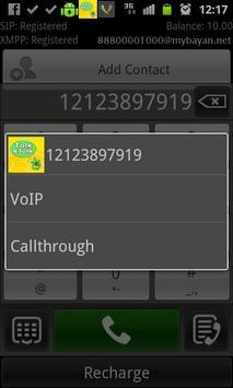 Talk n Talk VoIP Tunnel poster