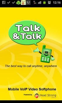 Talk n Talk VoIP Tunnel apk screenshot