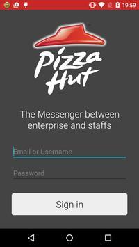 Pizza Hut #MLFG Asia poster