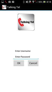 TalkingTel apk screenshot
