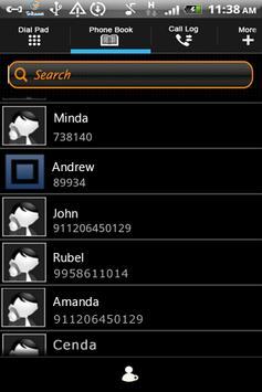 Zonetalk apk screenshot