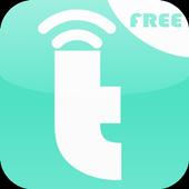 Guide talkray freecallsandtext icon