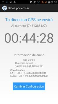 Ubicación Automática GPS apk screenshot