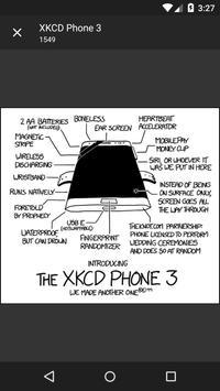 Blip for xkcd apk screenshot