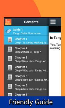 Guide Tango Pro poster