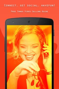 Live Tango Video Calling Guide poster
