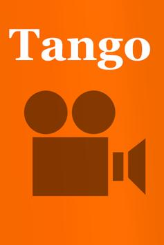 Guide for Tango video call poster