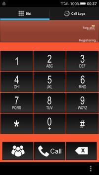 TANGO PLUS SIP CALL apk screenshot