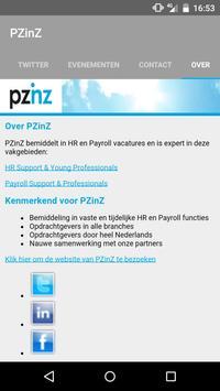 PZinZ HR Payroll apk screenshot
