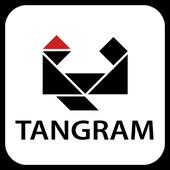 Tangram Recruitment App icon