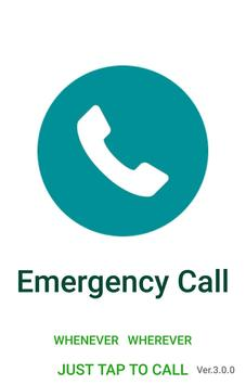 Emergency Call poster