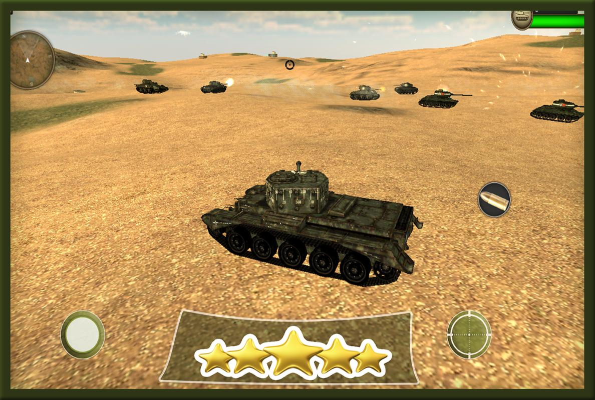 Tank Battle Online Games
