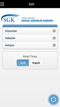 SMMM MUSTAFA KURU apk screenshot