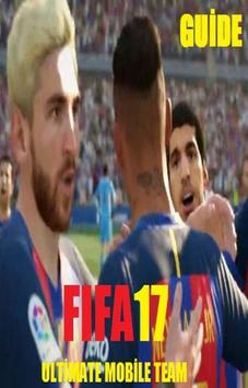 Guide For FIFA 17 Mobile+ poster
