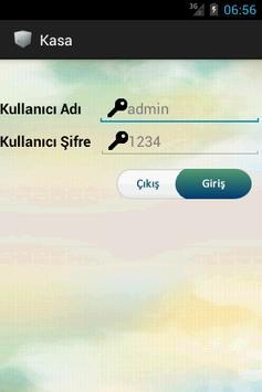 Kasa Defteri Pro apk screenshot