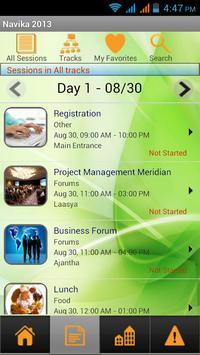 Navika 2013 apk screenshot