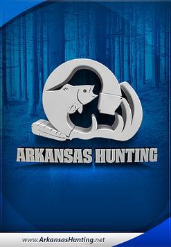 Arkansas Hunting poster